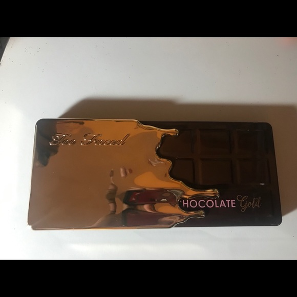Too Faced Other - Too Faced Chocolate Gold Eyeshadow Palette
